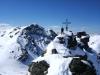 Der Tristkogel ist der spektakulärste Gipfel an diesem Tag.