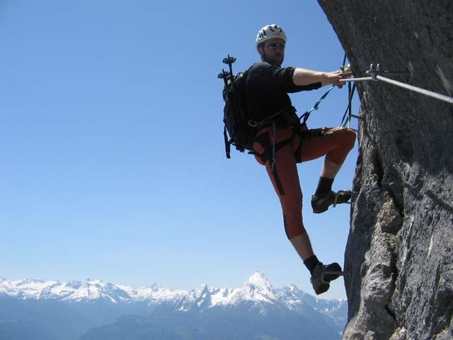 Klettersteig Hochthron : Www.riesner.at » blog archive berchtesgadener hochthron 1972m