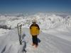 Ich am Gipfel (Foto: Peter S.)