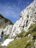 Klettern im Klettergarten Sektor Gallisches Dorf